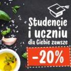 Studencie i uczniu dla Ciebie zawsze -20% 8