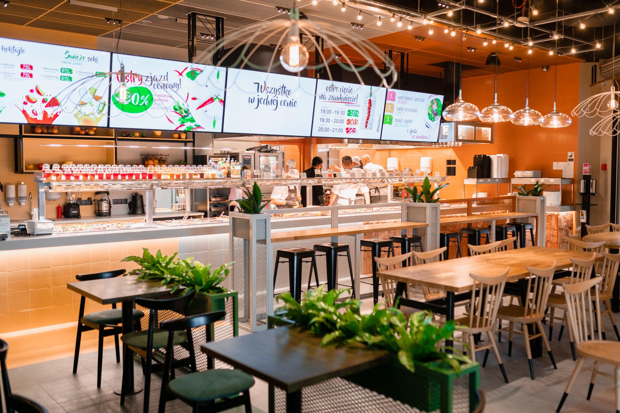 Nowa restauracja w Factory Ursus w Warszawie :)